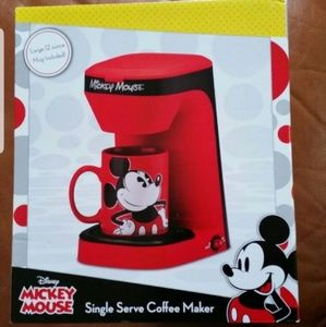 Disney mickey mouse Coffee maker